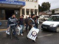 Tarsus'ta kaçak sigara kavgası: 1 yaralı