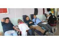 Muş'ta kan bağışı kampanyası