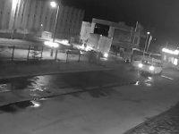 1 kişinin öldüğü feci kaza kameralara yansıdı