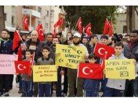 Yabancılar Zeytin Dalı Harekatına katılmak için askerliğe başvurdu