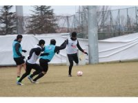 Eskişehirspor, Elazığspor'a hazırlanıyor