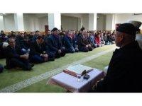 BTÜ'den 'Zeytin Dalı Harekatı'na dualı destek