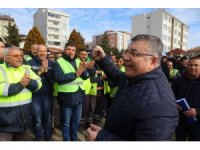 Kırklareli Belediyesi'nde Toplu İş Sözleşmesi imzalandı