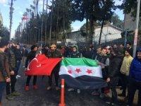 Mersin'deki Suriyeliler Afrin'de savaşmak için gönüllü oldular