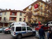 Afrin şehidi Usta'nın şehadet haberi Ankara'daki baba ocağına ulaştı