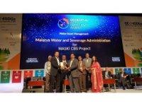 MASKİ'ye Uluslararası Mükemmellik Ödülü