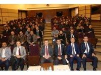 Asansör sektörüne yönelik bilgilendirme toplantısı yapıldı