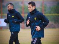 Evkur Yeni Malatyaspor'da Demir Grup Sivasspor mesaisi başladı