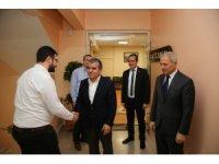 Başkan Yardımcısı Rıdvan Özüm, Kudüs'e gidiyor