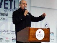 """Kurtulmuş: """"İslam ümmetinin ümidi olan Türkiye'nin güçlü olmasını istemiyorlar"""""""