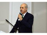 Bakan Kurtulmuş, Valiliği, AK Parti'yi ve belediyeyi ziyaret etti