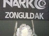 Zonguldak Narkotim ekipleri uyuşturucuya göz açtırmıyor