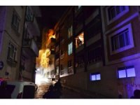 Biga'da bir ev aynı gün ikinci kez yandı