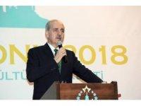 Kültür ve Turizm Bakanı Numan Kurtulmuş: