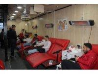 Lösemi hastası Metin bebek için kök hücre bağışı kampanyası düzenlendi