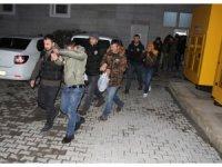 Samsun'da uyuşturucu ticaretinden 9 kişi adliyeye sevk edildi