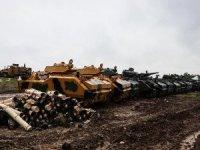 Zeytin Dalı Harekatı'nda 8 terörist etkisiz hale getirildi