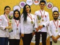 Nevşehir Hacı Bektaş Veli Üniversitesi öğrencileri Türkiye dereceleri elde etti