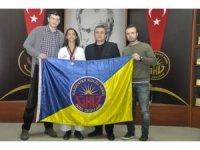 GKV'li Özlem Koçakgöl'e karatede bronz madalya
