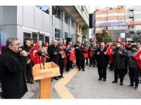 Isparta'da eller semaya Mehmetçik için açıldı