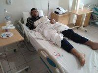 Yaralı ÖSO askerleri Hatay'da tedavi altına alındı