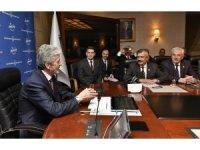 Başkan Tuna Ankara'daki muhtarlarla bir araya geldi