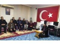 Mut Ülkü Ocağı'ndan Mehmetçik için dua