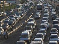 TEM Edirne istikameti trafiğe kapandı
