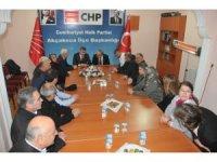 Başkan Yemenici'den CHP'ye iadeyi ziyaret