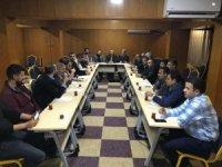 Adıyaman'daki Sivil toplum kuruluşlarından Zeytin Dalı'na destek