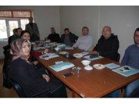 DAKA'dan Bitlis'te proje eğitimi