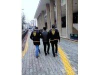 Bir kişinin 30 bin lirasını dolandıran şahıs tutuklandı