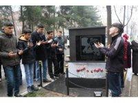 Gaffar Okkan ve arkadaşları şehit edildikleri yerde anıldı