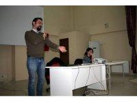 Midyat'ta Bakım ve Rehabilitasyon Merkezi personeline eğitim