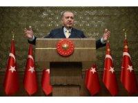 """Cumhurbaşkanı Erdoğan, """"Suriyelileri tekrar topraklarına göndereceğiz"""""""