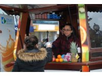 """İzmit Belediyesi'nden""""Vitamin Durakları"""" açıklaması"""