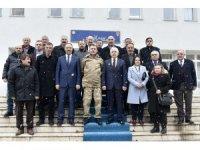 Gümüşhane STK'ları ve iş dünyasından Zeytin Dalı operasyonuna destek