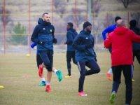 Evkur Yeni Malatyaspor'un golcüsü Khalid Boutaib kendini affettirecek