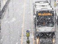 İstanbul'da kar yağışı başladı! İş çıkış saatine dikkat