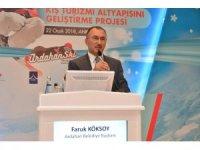 Yalnızçam Kış Turizmi Merkezi Ankara'da tanıtıldı