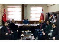 Asimder, Haydar Aliyev Fen Lisesini ziyaret etti
