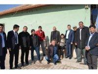 AK Parti heyetinde ilçe ve belde ziyaretleri