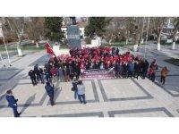 Sinop'tan Zeytin Dalı Harekatı'na destek