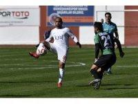 TFF 2. Lig: Gümüşhanespor: 1 - Sakaryaspor: 0