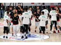 PTT Erkekler Türkiye Kupası: Eskişehir Basket: 59 - Darüşşafaka Basketbol: 75
