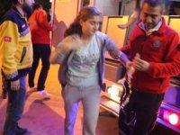 Aksaray'da 14 öğrenci gıda zehirlenmesi şüphesiyle hastaneye kaldırıldı