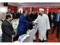 Diyanet İşleri Başkanı Erbaş, Hatay'da kanaat önderleriyle bir araya geldi