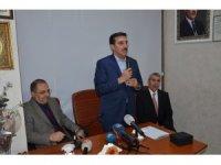 Bakan Tüfenkci'den Malatya'da STK ziyaretleri