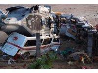 Meksika'da helikopter kazası: 13 ölü, 15 yaralı