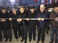 Ergene'ye yeni halk ekmek şubesi açıldı